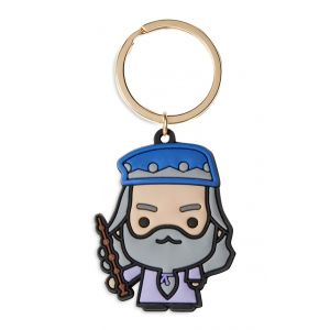 Albus Dumbledore Rubber Keychain