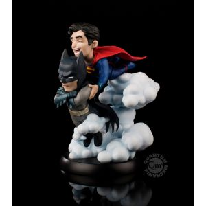 Batman and Superman World's Finest - DC Q-Fig Max Figure