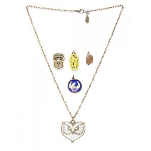 Fantastic Beasts : Multi Charm Changeable Necklace
