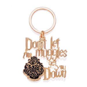 Harry Potter : Muggles Keychain