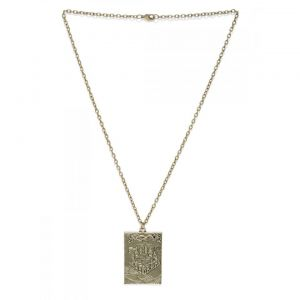 Harry Potter : Marauders Map Openable Necklace