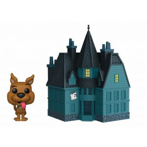 Scooby With Haunted Mansion - Scooby Doo Funko Pop! Vinyl Figure #01