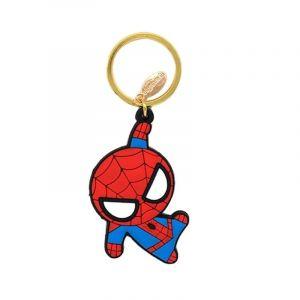 Avengers Spiderman Rubber Keychain